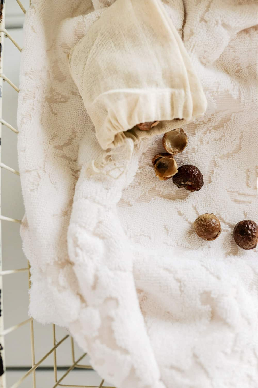 How to use soap nuts for green laundry