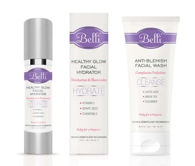 Belli Skincare Giveaway