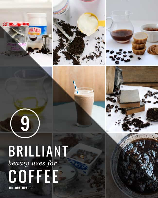 9 Beauty Uses for Coffee | HelloGlow.co