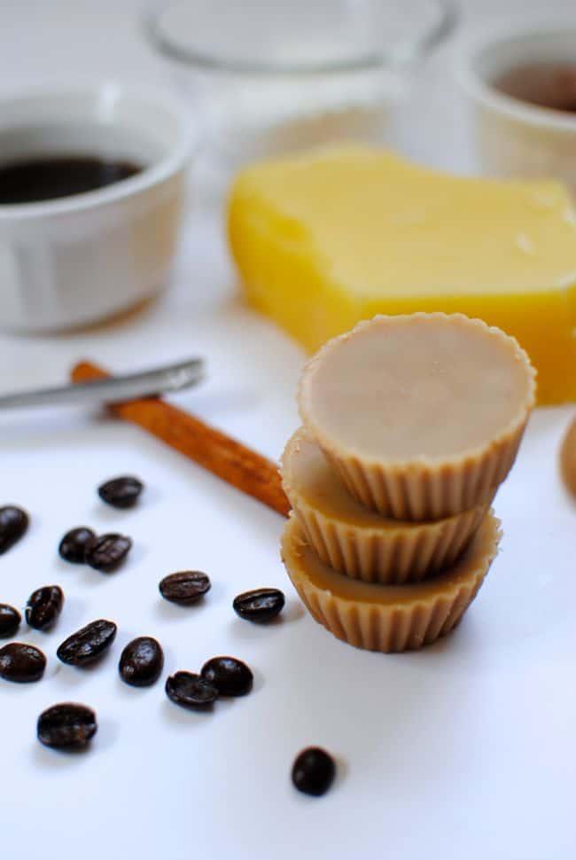 Caffeine Butter Bar   15 Homemade Lotions