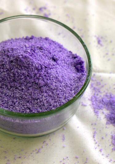 Lavender soak