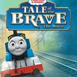 Thomas Tale of the Brave DVD Giveaway (closed)