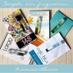 Aromaearth Perfume + Moisturizing Oil Giveaway (CLOSED)