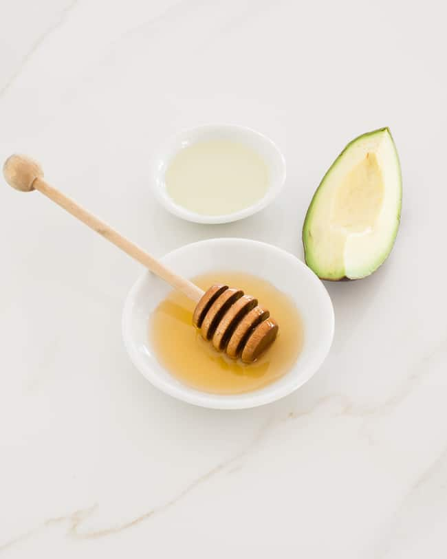 Hydrating Honey Mask