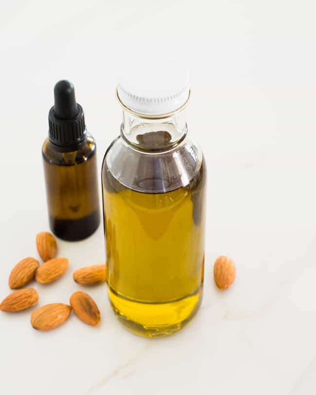 Almond Face Oil | HelloNatural.co
