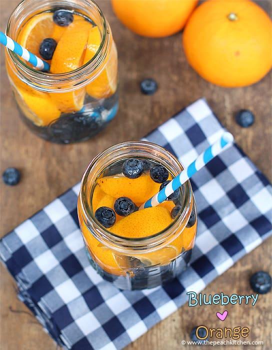 Blueberry Orange
