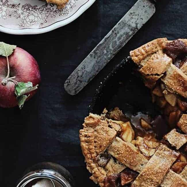 Guilt-Free, Gluten-Free Apple Pie