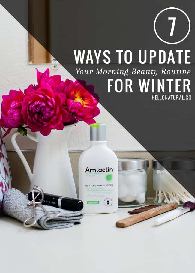 7 Ways to Update Your Beauty Routine for Winter | HelloGlow.co