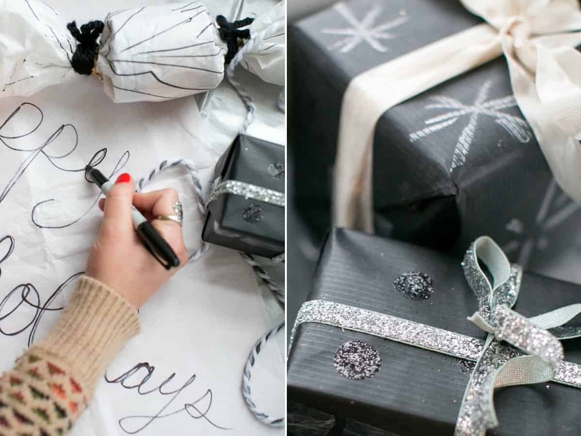 Pretty DIY Packages