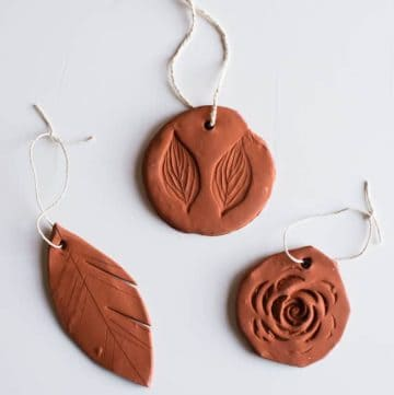 DIY Terra Cotta Air Fresheners with Essential Oils | HelloGlow.co