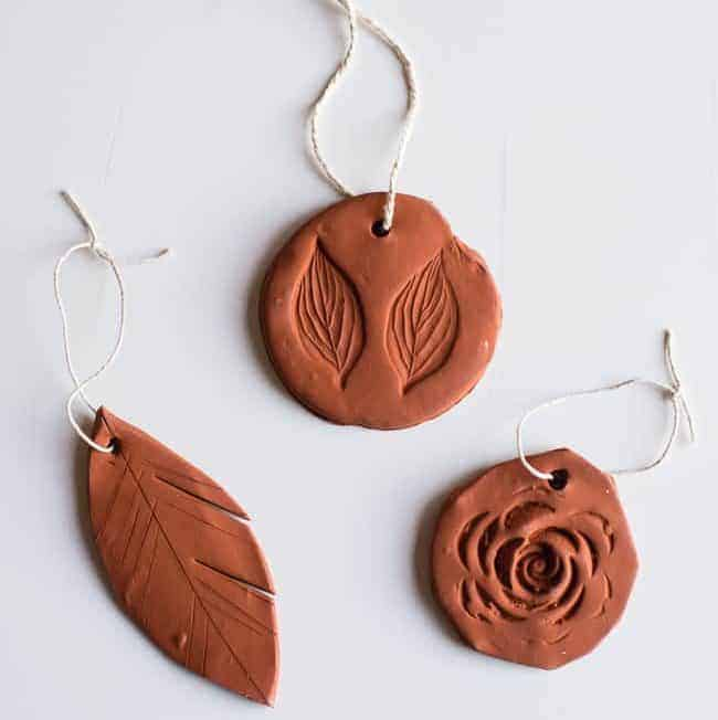 DIY: Terra Cotta Air Fresheners