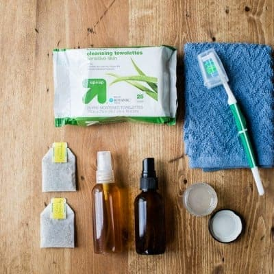 Travel Beauty Essentials | HelloNatural.co