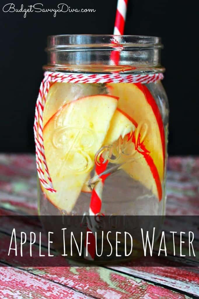 Apple Detox Water