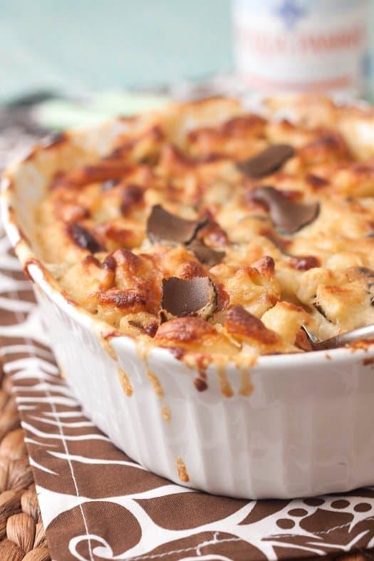 Black Truffle Mac & Cheese