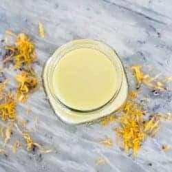 Lavender Calendula Healing Hand Salve