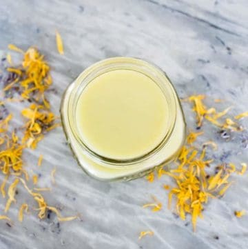Lavender Calendula Hand Salve | HelloGlow.co