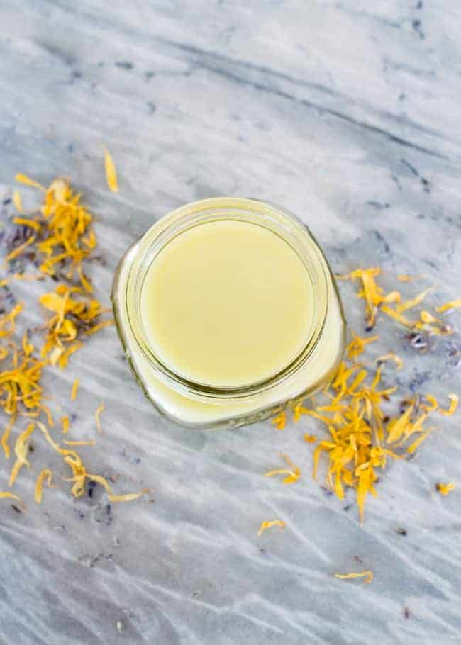 Calendula Hand Salve | DIY Recipes to Soothe Your Winter Skin