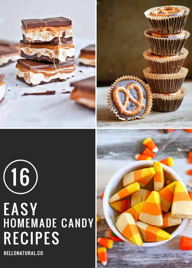 16 Homemade Candy Recipes | HelloGlow.co