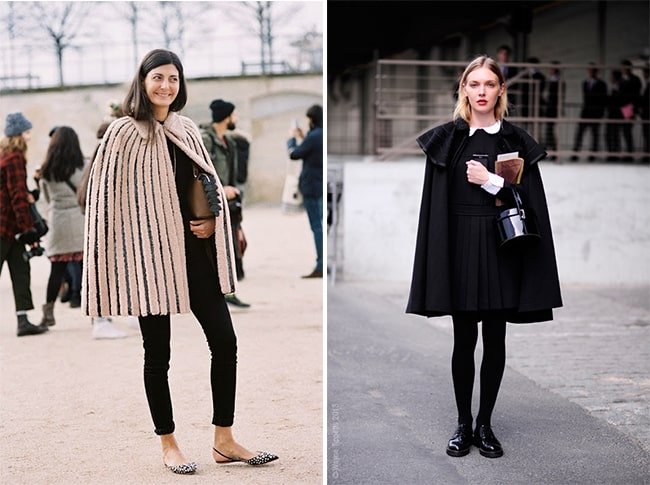 21 Ways to Wear a Cape | HelloGlow.co