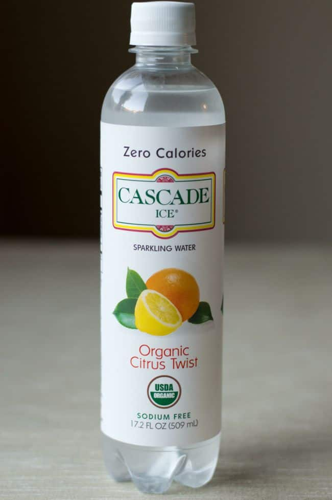 Cascade Water Giveaway