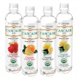 $60 Cascade Ice Organic Water Giveaway (CLOSED)