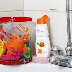 Fun + Functional Kid-Friendly DIY Bath Organizer