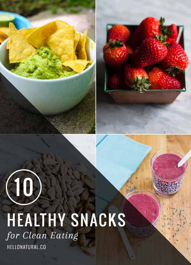 healthy eating snacks pictures