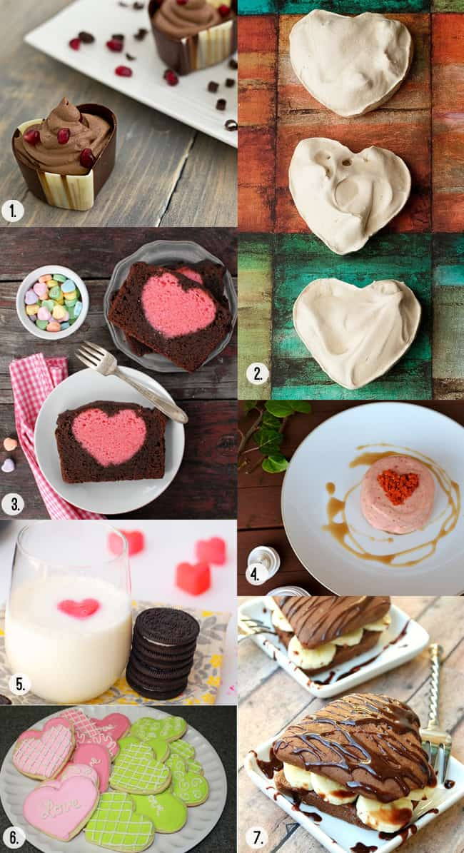 DIY Heart Pocket Apron + 7 Heart Recipes To Go With It