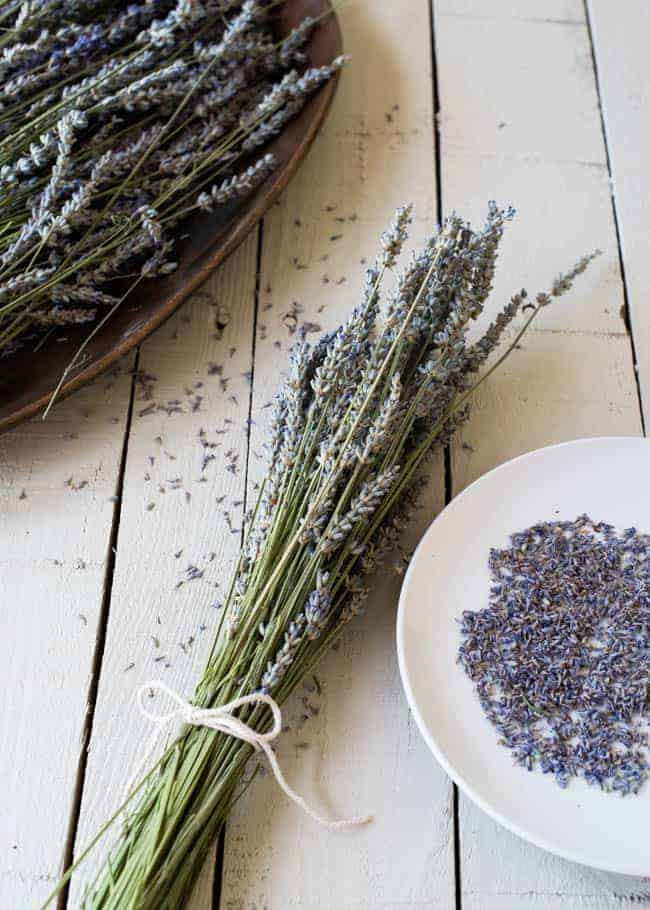 How To Dry Lavender | HelloGlow.co
