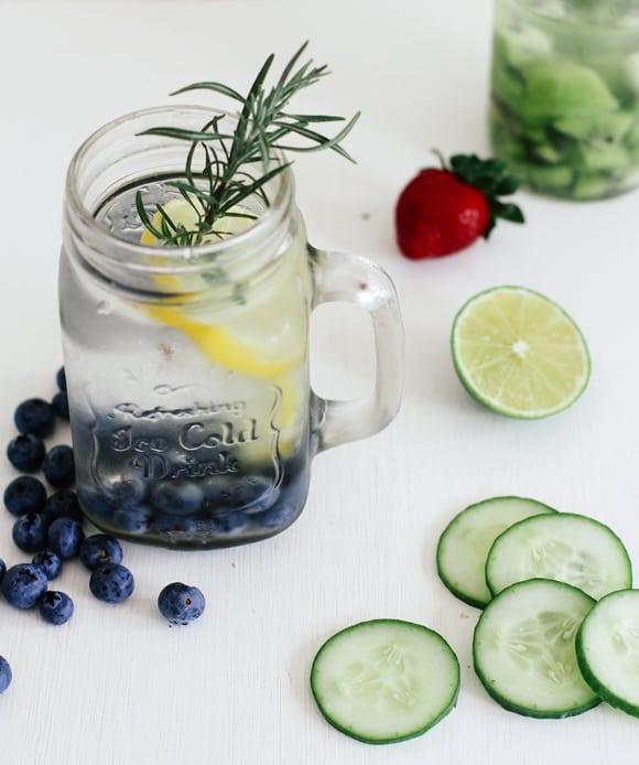 Blueberry Lemon Rosemary