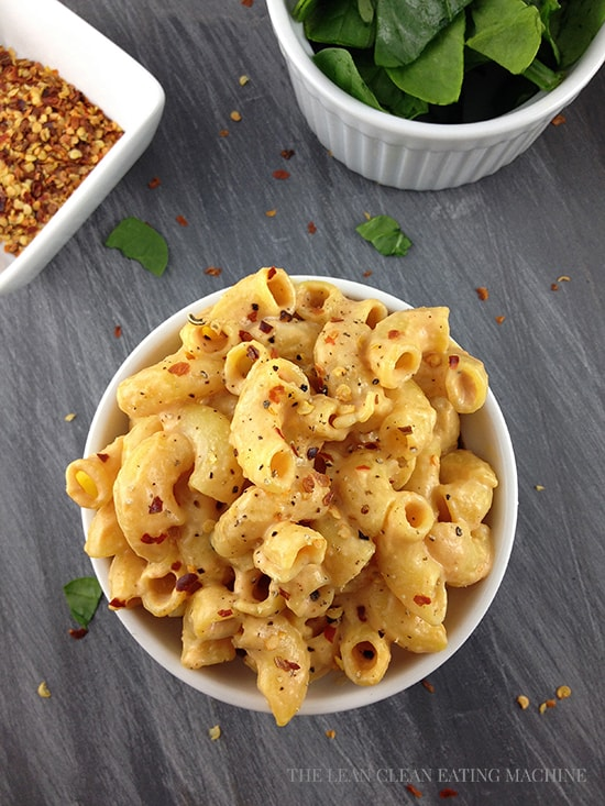 Creamy Pumpkin Mac & Cheese