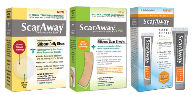 $85 ScarAway Giveaway | Hello Glow
