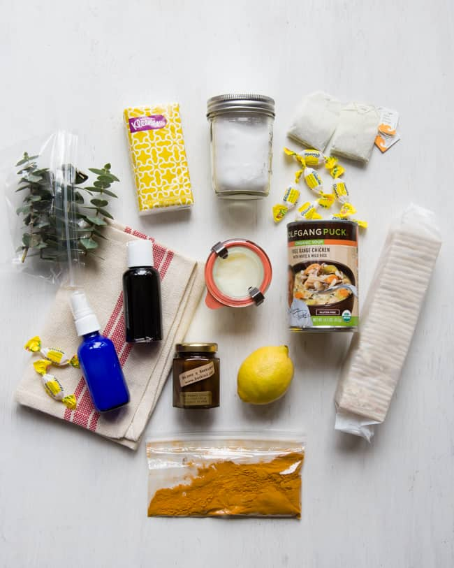 DIY Natural Remedy Get Well Kit | HelloGlow.co