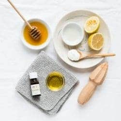 3 Naturally Radiant DIY Face Cleansers for Dry, Oily + Mature Skin