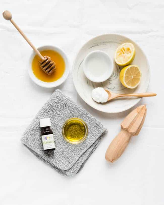 3 DIY Facial Cleansers for Dry, Oily + Mature Skin