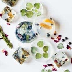 DIY: Herb + Spice Homemade Glycerin Soap for the Holidays