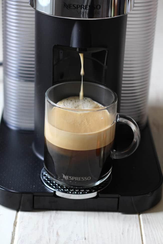 Nespresso Vertuoline Giveaway | HelloGlow.co
