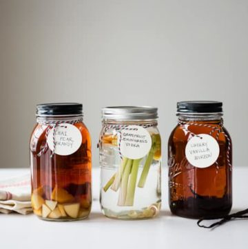 How To Infuse Booze + 9 Infused Recipes | HelloGlow.co