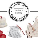 33 Holiday Baking Supplies | HelloNatural.co