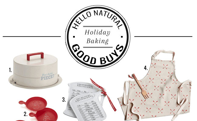 33 Holiday Baking Supplies | HelloGlow.co