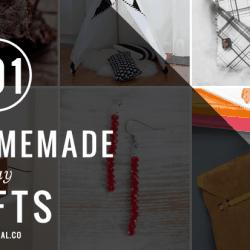 101 Homemade Holiday Gifts