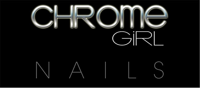 $75 Chrome Girl Nail Polish Giveaway | HelloGlow.co