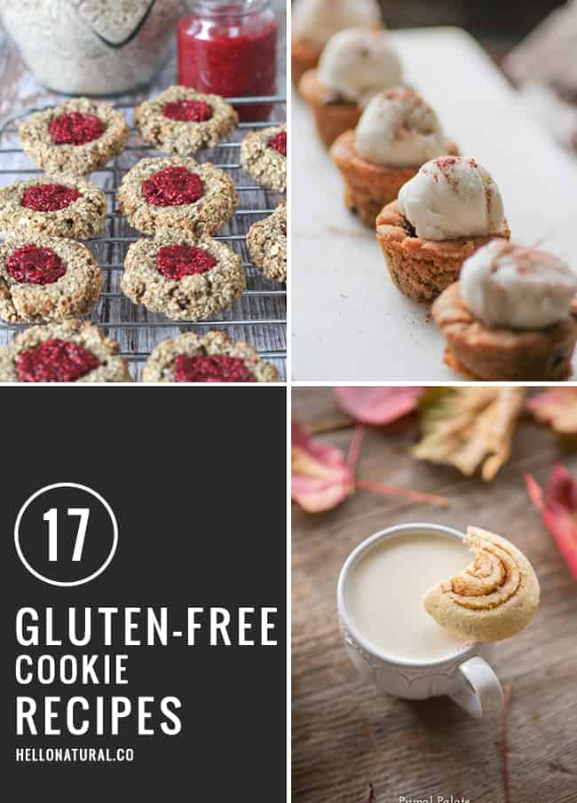 17 Fab Gluten-Free Cookie Recipes | Hello Glow