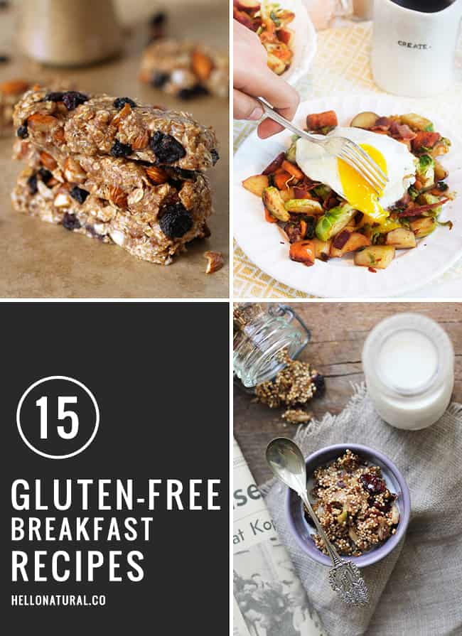 15 Gluten-Free Breakfast Recipes | Hello Glow