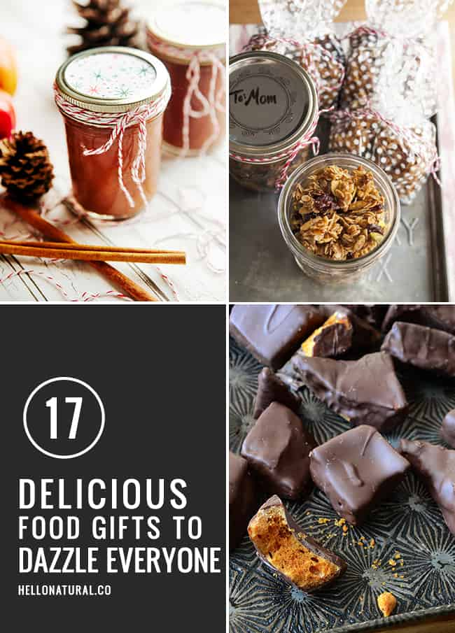 17 Delicious Food Gifts | HelloGlow.co