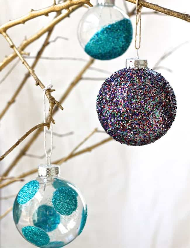 Five faves: ornament DIYs | Hello Glow