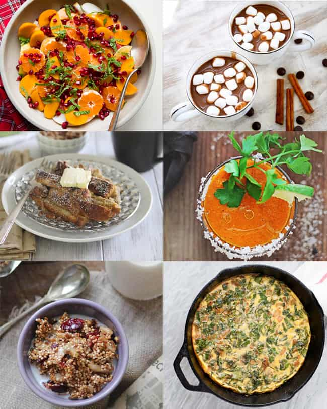 Christmas Brunch Recipes.6 Healthy Christmas Brunch Recipes Hello Glow