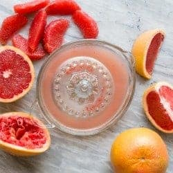 Grapefruit Detox Mask + Scrub
