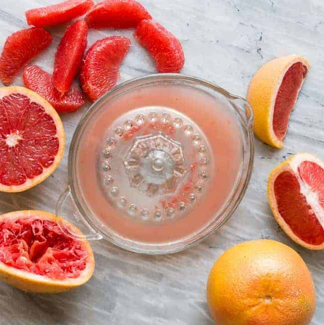 Grapefruit Detox Mask + Scrub