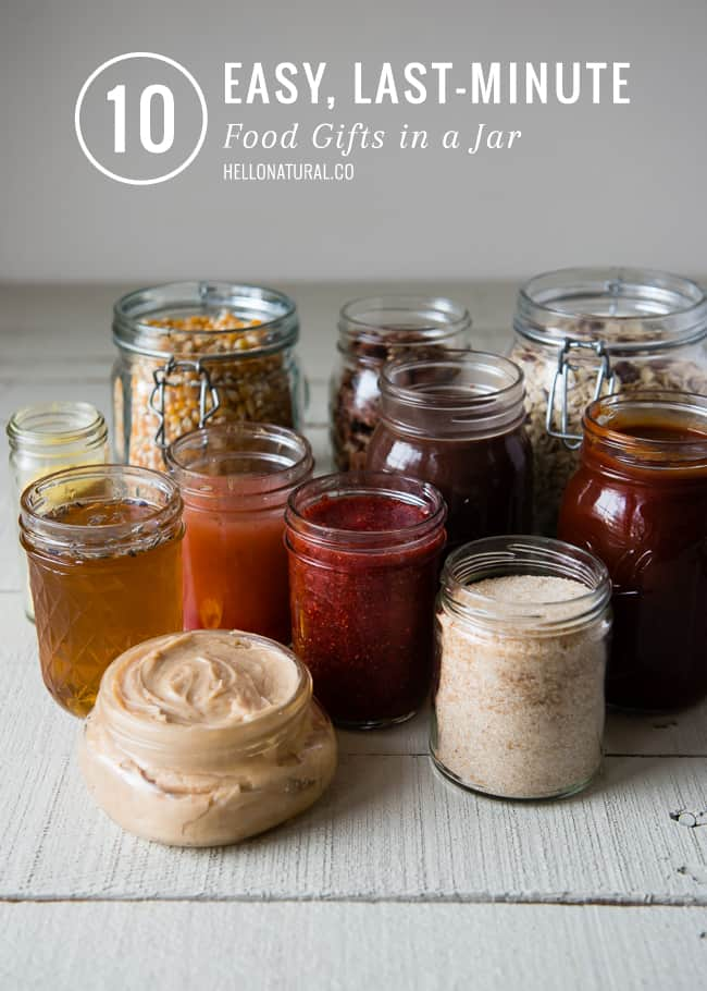 10 Easy Last Minute Food Gifts In A Jar Helloglow Co